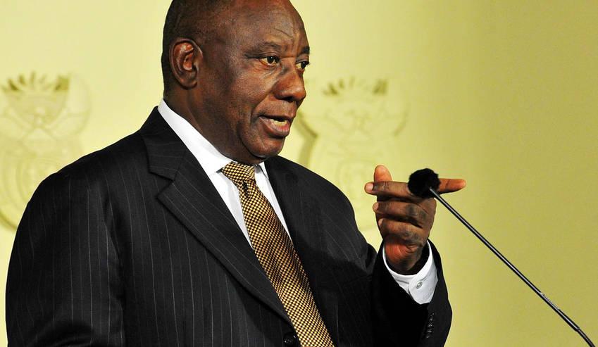 Ramaphosa atimua mawaziri waliokuwa wandani wa Zuma