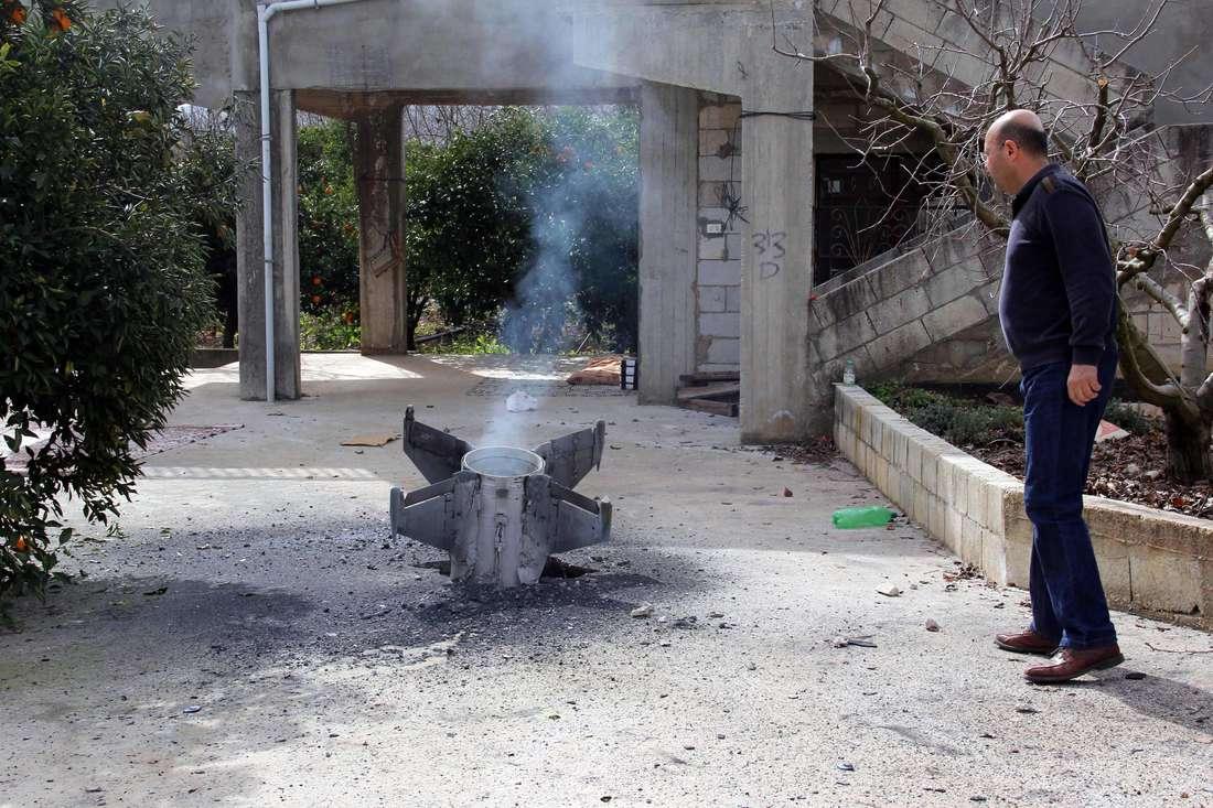 Israeli yashambulia kambi za jeshi la Iran na Syria ikidai waliichokoza
