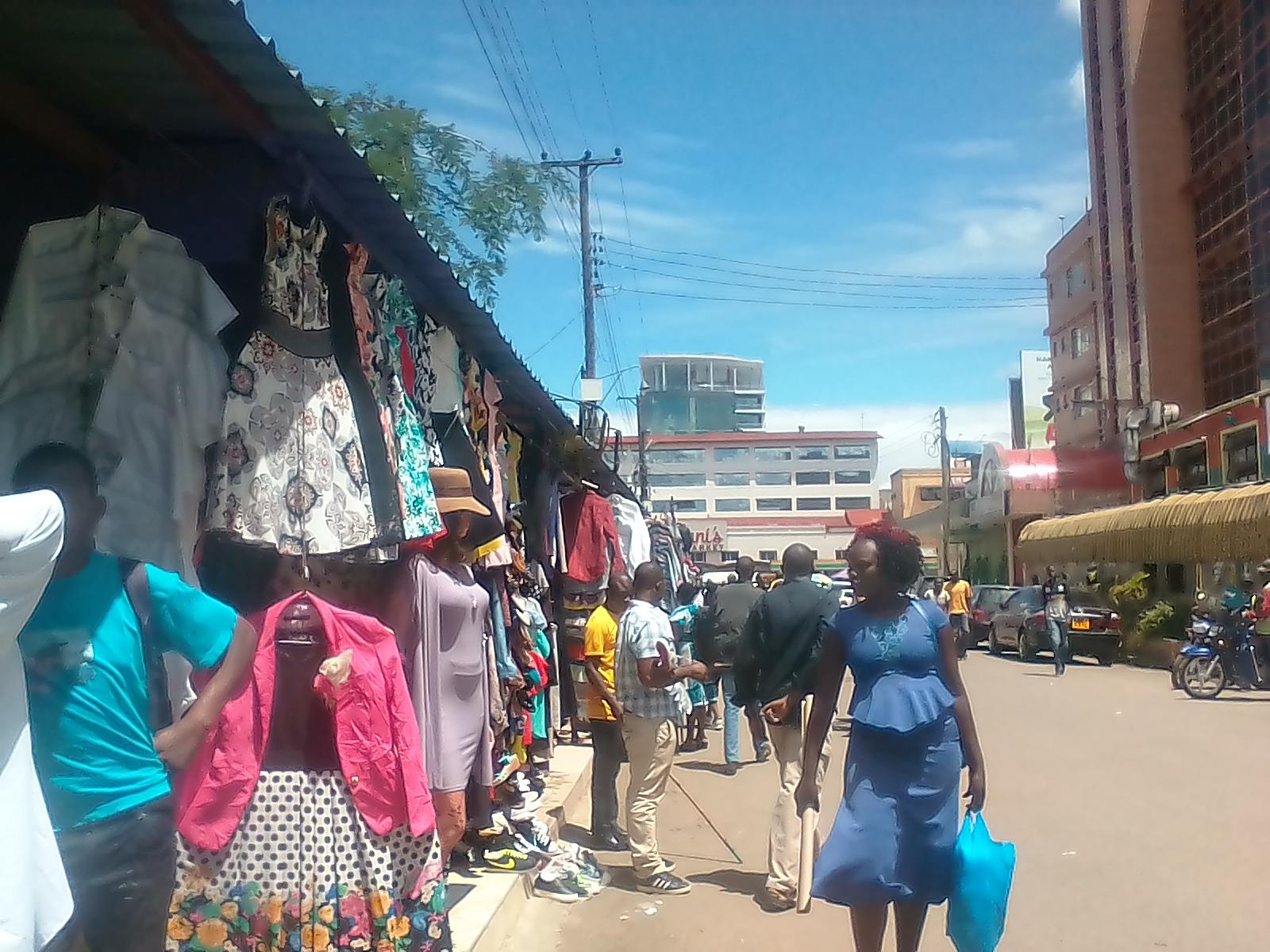 Nakuru: Mji usiotambua Leba Dei, hapa kazi tu!