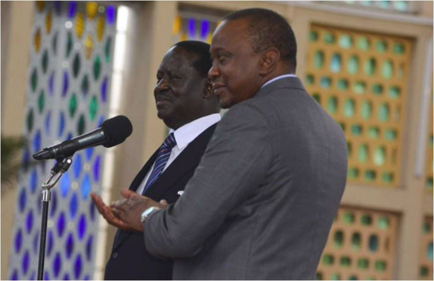 KINAYA: 'Baba' asisubiri hisani ya Uhuru aambiwe akalie kigoda cha ikulu!