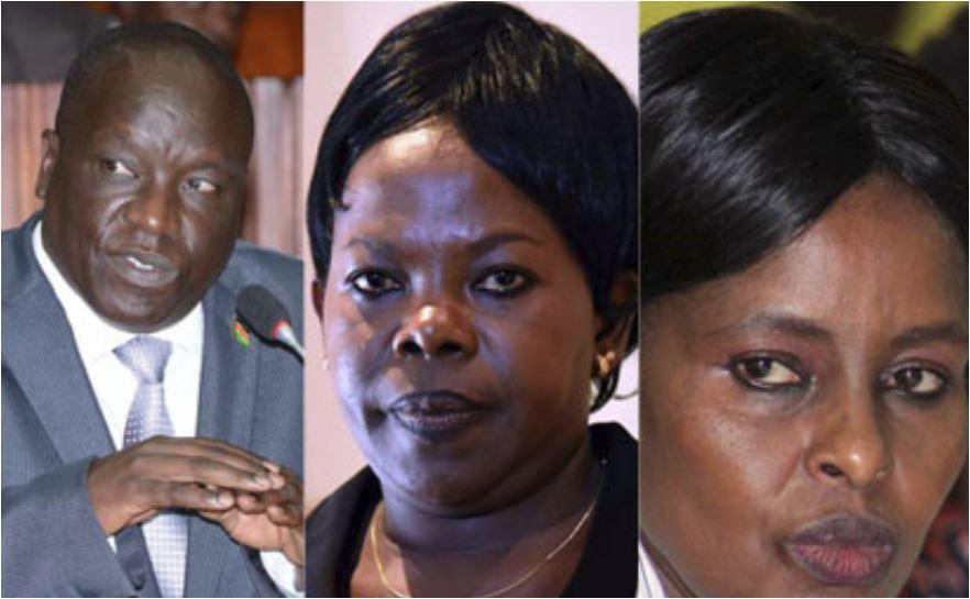 IEBC: Wanaovuna bila jasho