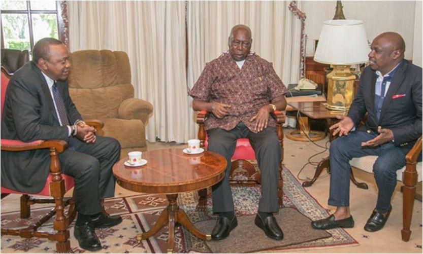Mibabe wa siasa wajipanga kisiri kuhusu 2022
