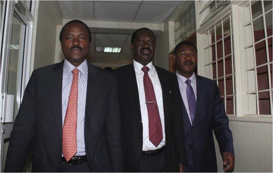 Orodha ya viongozi vinyonga Kenya