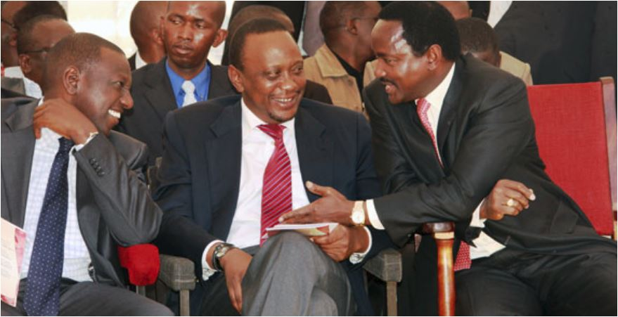 Msigawanyike, Kalonzo ataachiwa urais na Uhuru Kenyatta – Mbunge