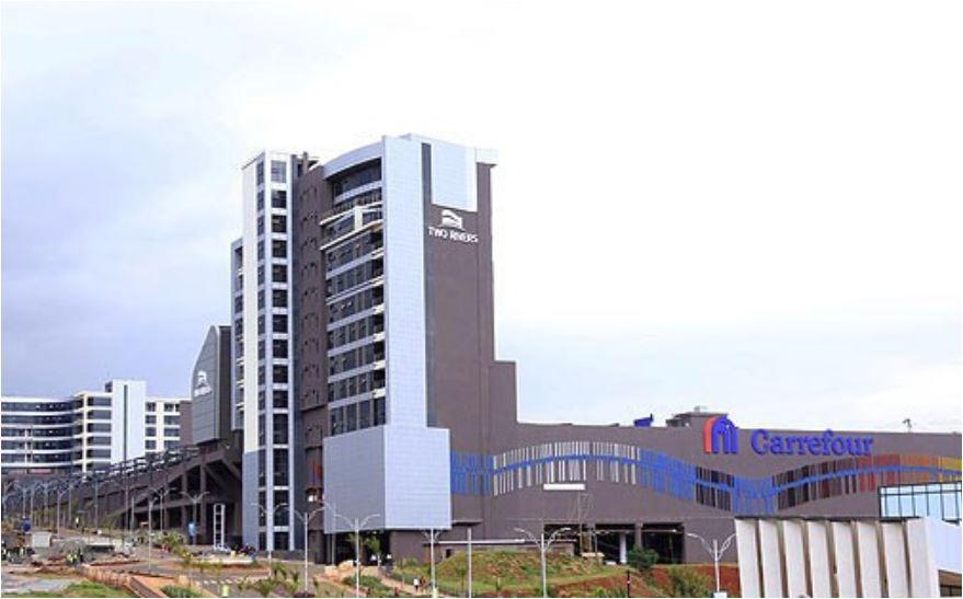 Two Rivers yatajwa makao makuu ya Samsung barani Afrika