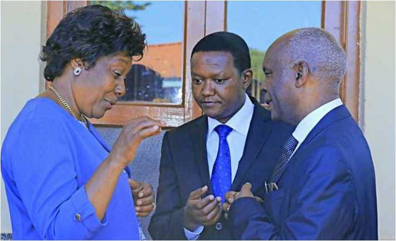 Hatimaye Mutua akubali kushirikiana na Ngilu na Prof Kibwana