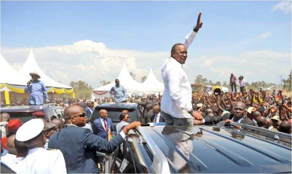 Referenda yaja, Uhuru adokezea Wakenya