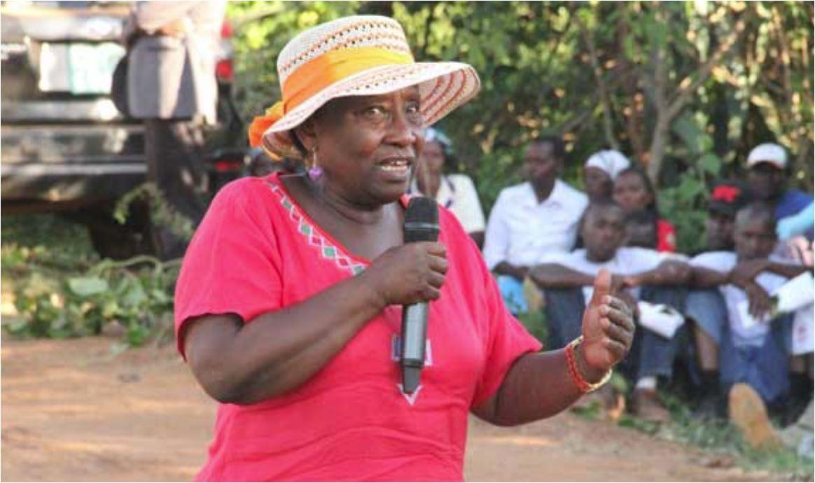 Huyu ndiye kiongozi anayenuia kumrithi Prof Kivutha Kibwana
