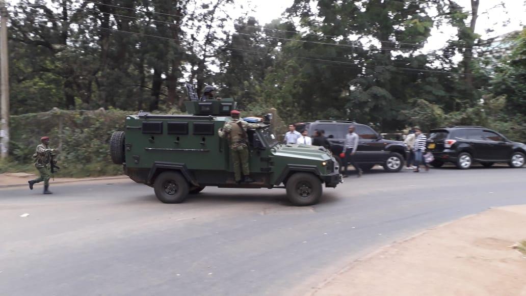 Al Shabaab wadai kutekeleza shambulio la 14 Riverside, Westlands