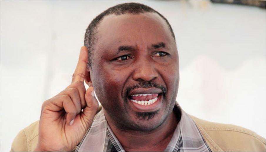 Uhuru apondwa ngome yake