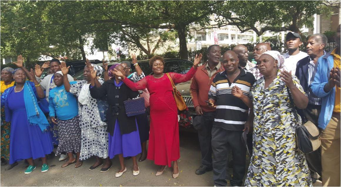 Mahakama yaikabidhi kampuni ya Njenga Karume shamba la Kiambu