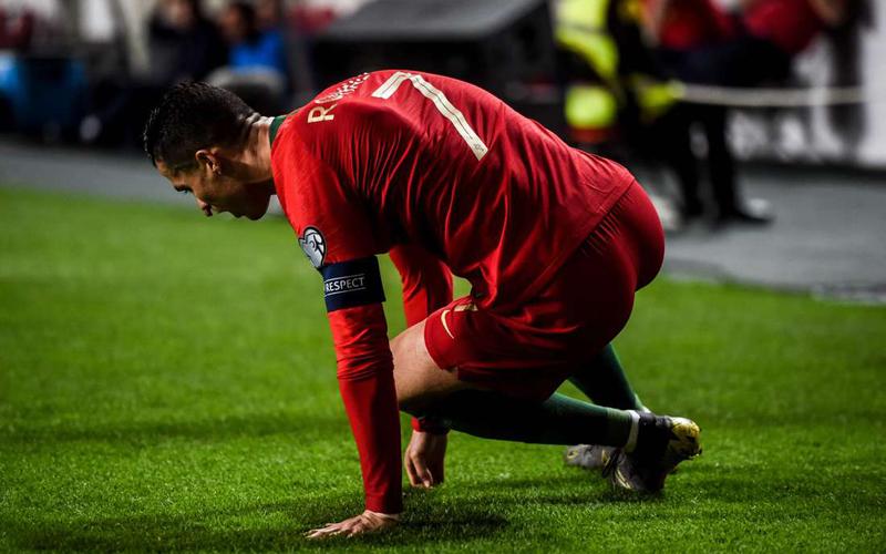 Jeraha la Ronaldo pigo kwa Juventus