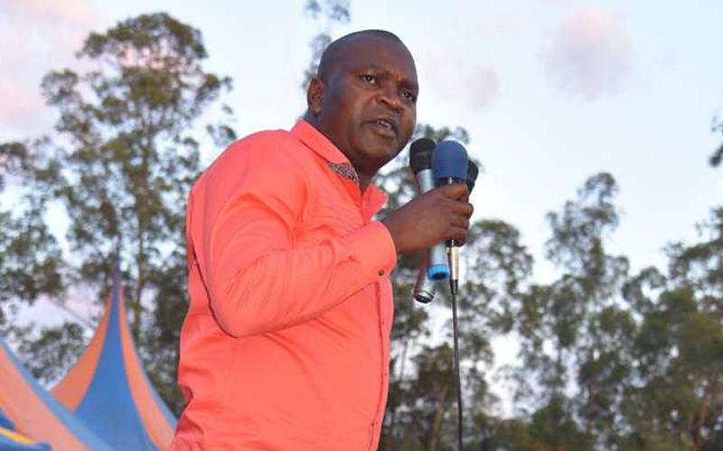 Ruto azungumzia kufutwa kazi kwa Rashid Echesa