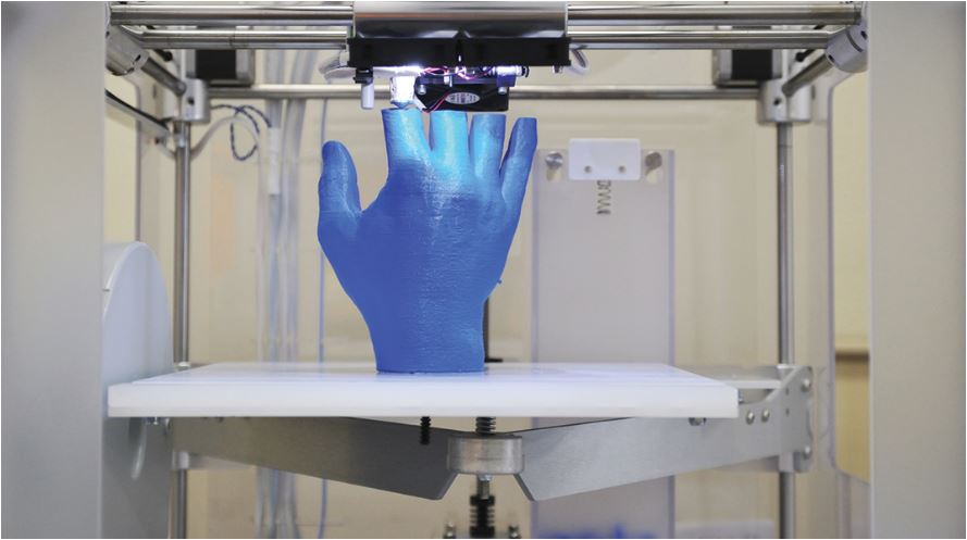 UVUMBUZI: Uchapishaji wa 3D unavyotumika kuunda upya viungo vya mwili