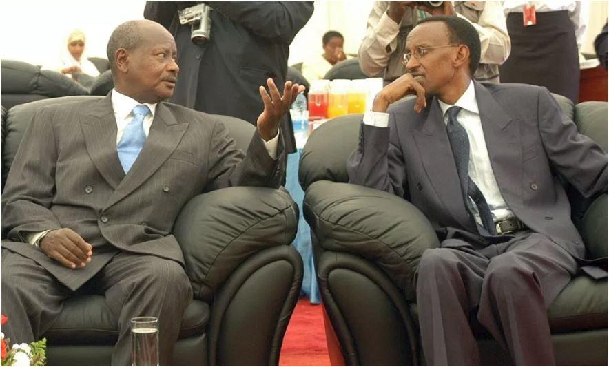 Kagame na Museveni wazidi kupakana tope