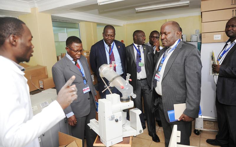 MKU, Makerere waingia katika ushirikiano kielimu