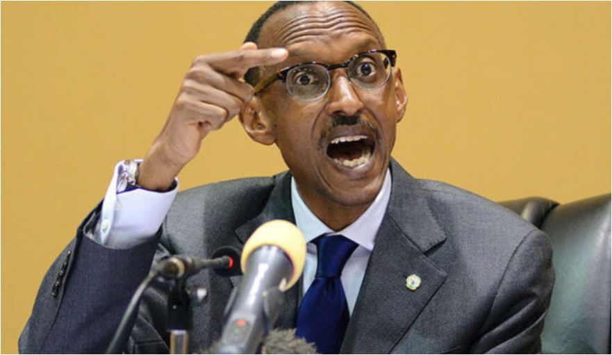 Si visima vya maji, asema Kagame huku akifunga makanisa 6,000