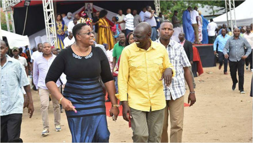 Jumwa aambia Ruto asitishwe na 'kelele' za ODM