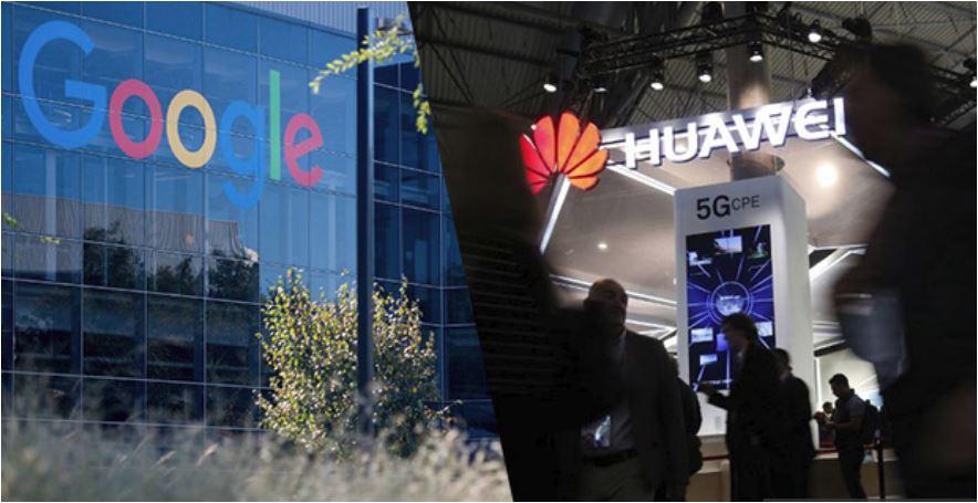 UBABE: Google yaizima Huawei kutumia huduma za Android na Google Play Store