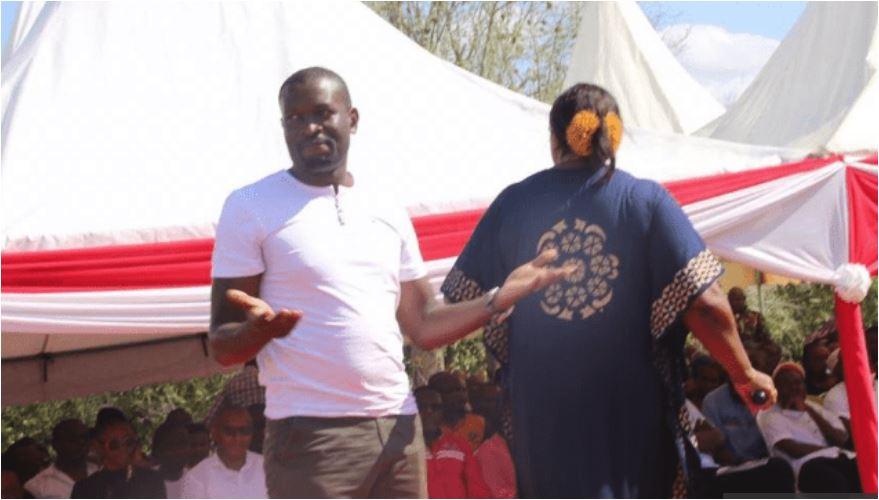 Wakili amtaka Jumwa kujiuzulu 'kama anajiamini'