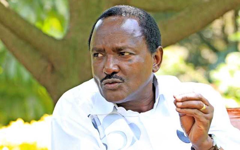 Zogo la Kibwana, Muthama kuhusu Kalonzo lafufuka