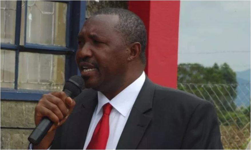 Hujatwambia Raila aliokoka, Kimani Ngunjiri amjibu Rais