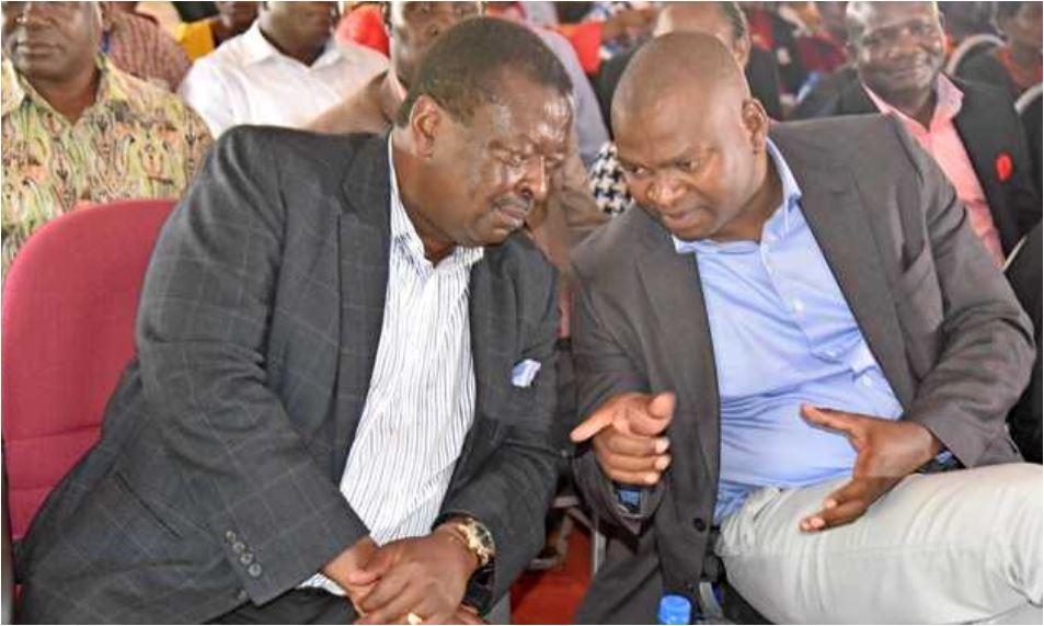 JAMVI: Echesa azinduka, ajipanga kwa kura za 2022