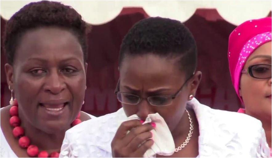 Sabina Chege: Sababu yangu ya kububujikwa na machozi hadharani