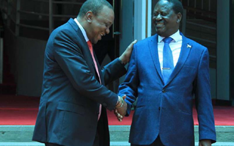 UCHAMBUZI: Handisheki yakanganya viongozi wa ODM