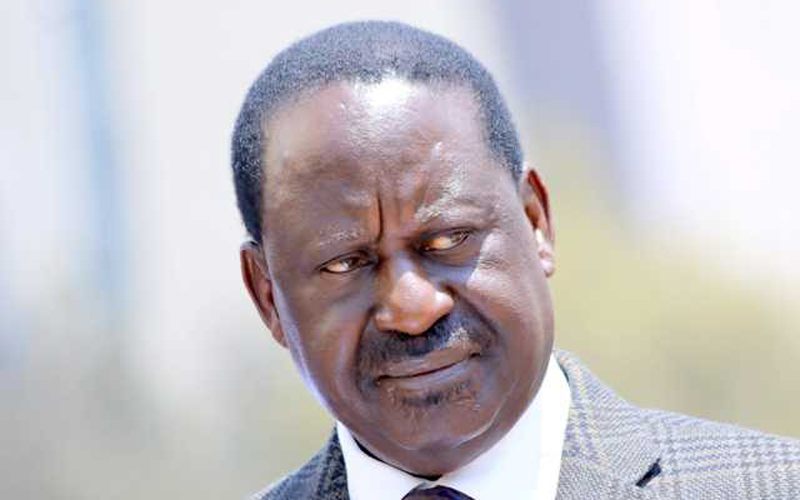Pendekezo barabara ya jiji la Nairobi ipewe jina la Raila