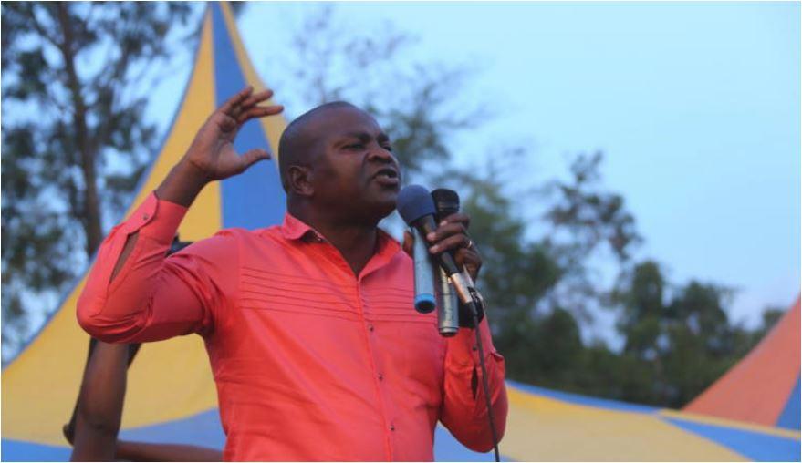 Raila amechangia pakubwa kwa umaskini magharibi mwa nchi – Echesa