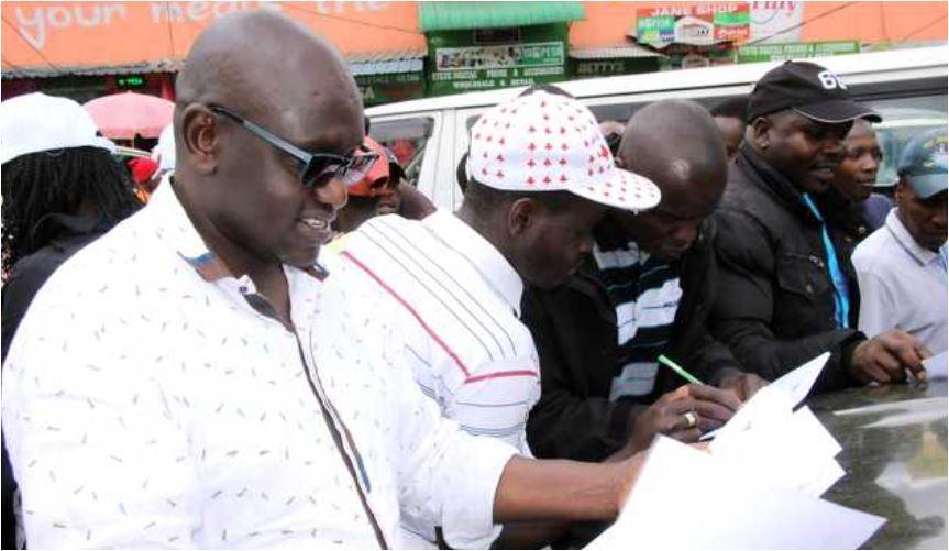 WASONGA: Madiwani wasisikize vilio vya wabunge kuhusu 'Punguza Mizigo'