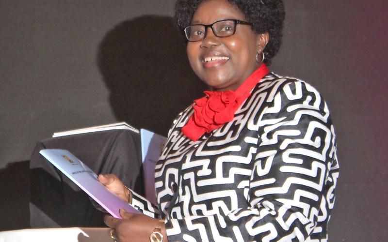 Kuondoka kwa Msimamizi wa Bajeti Agnes Odhiambo