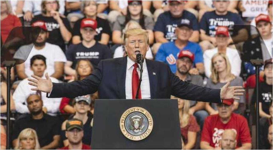 Wito wa kumng'oa Trump wapata nguvu bungeni Amerika
