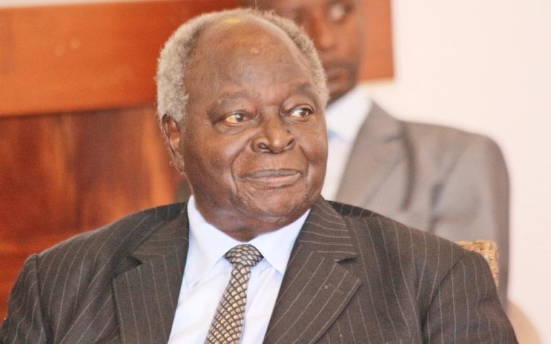 Jubilee yasaliti Kibaki
