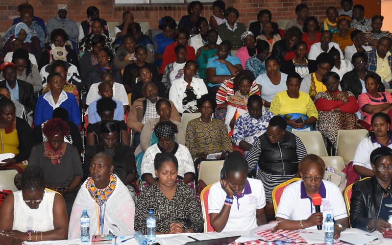 Wanawake walilia usawa katika Bodi za Mashamba