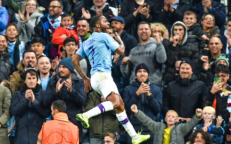 CITY NOMA: Manchester City yaipiga Atalanta 5-1
