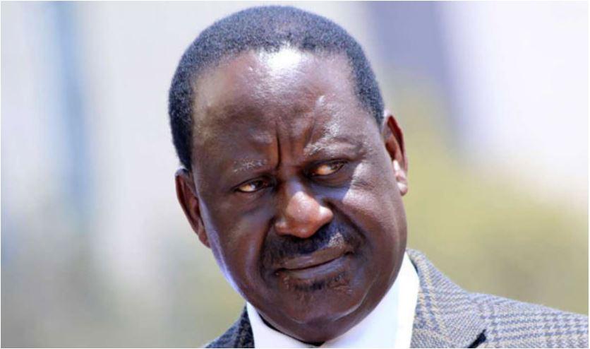 Raila motoni kwa 'kuwatusi' mabinti Wakamba