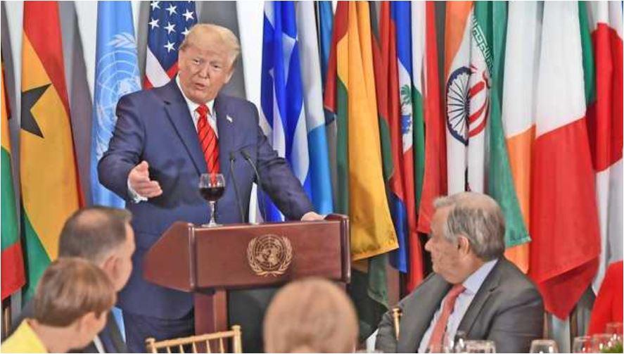 Trump kupatanisha Misri, Ethiopia kuhusu mto Nile
