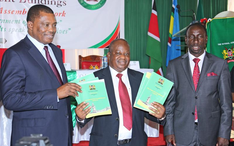 Spika wa Tanzania arai wabunge nchini Kenya watumie Kiswahili