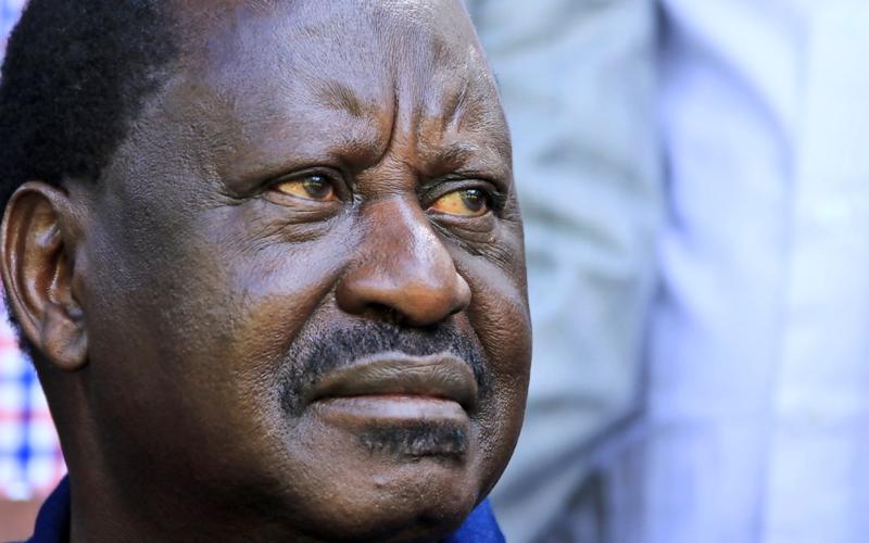Msigome, Raila aambia wahudumu wa afya