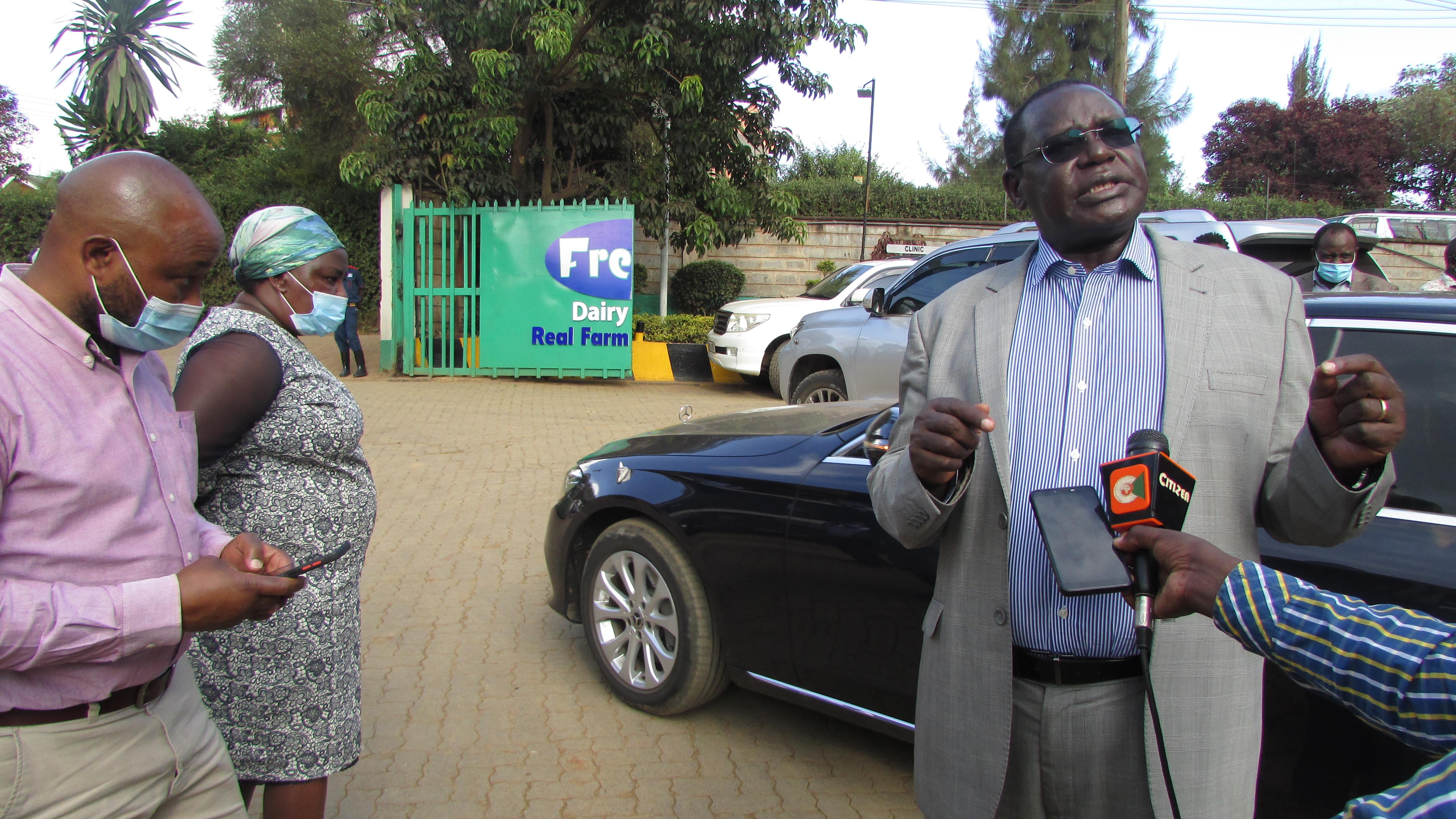 Madaktari na maafisa bandia wa mifugo Kiambu kuadhibiwa vikali – Nyoro