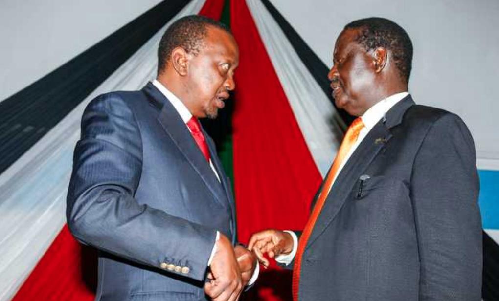 Ndoa ya Jubilee na ODM yapigwa mawe