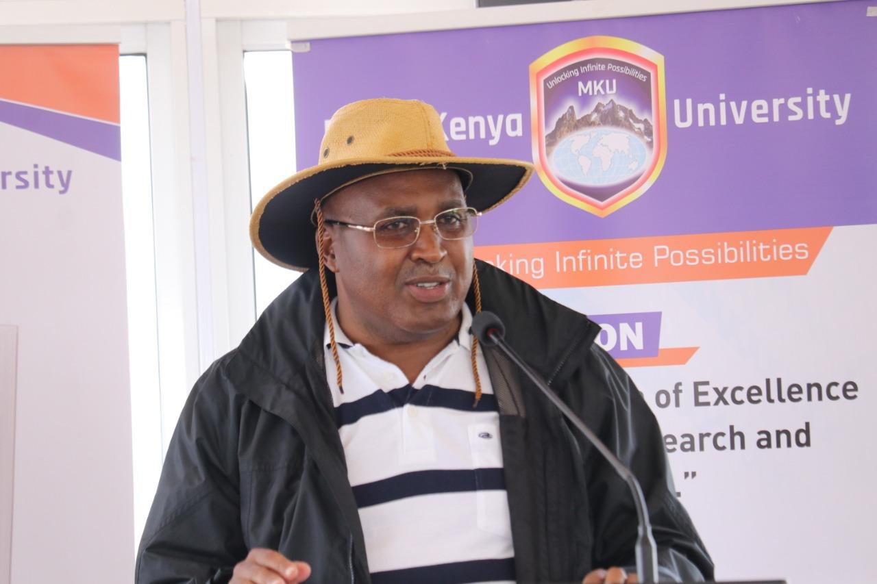 AFYA: MKU yazindua kituo cha wahadhiri, wanafunzi kufanyia mazoezi