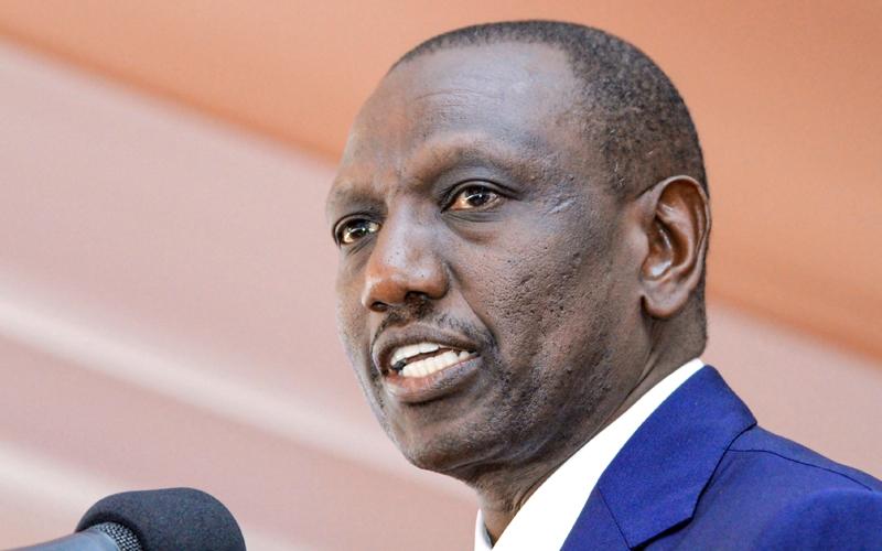 Ruto atua Nyanza akitaka Uhuru, Raila waunge mkono azma yake