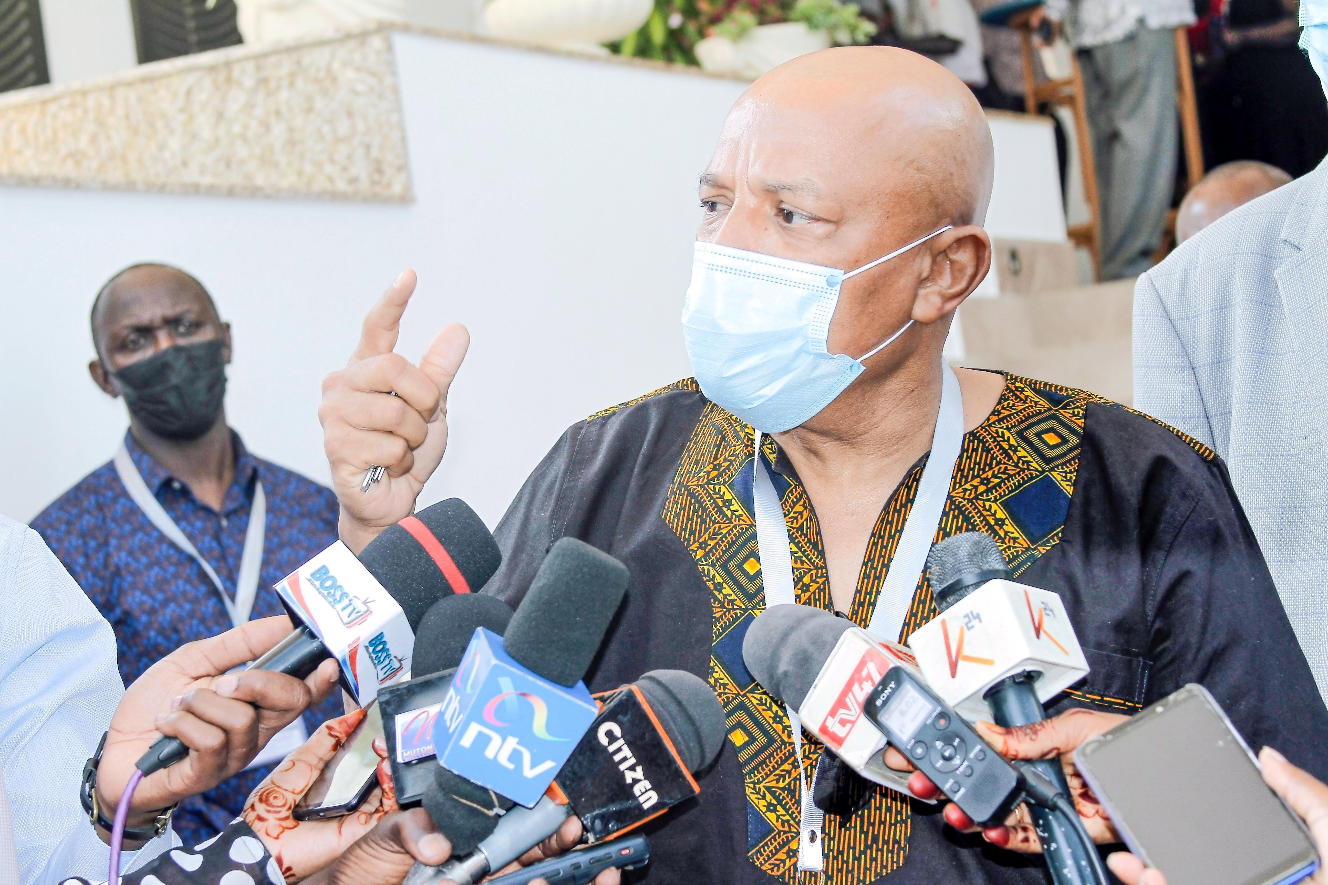 WASONGA: EACC itaje wazi watumishi wa umma wachapao siasa