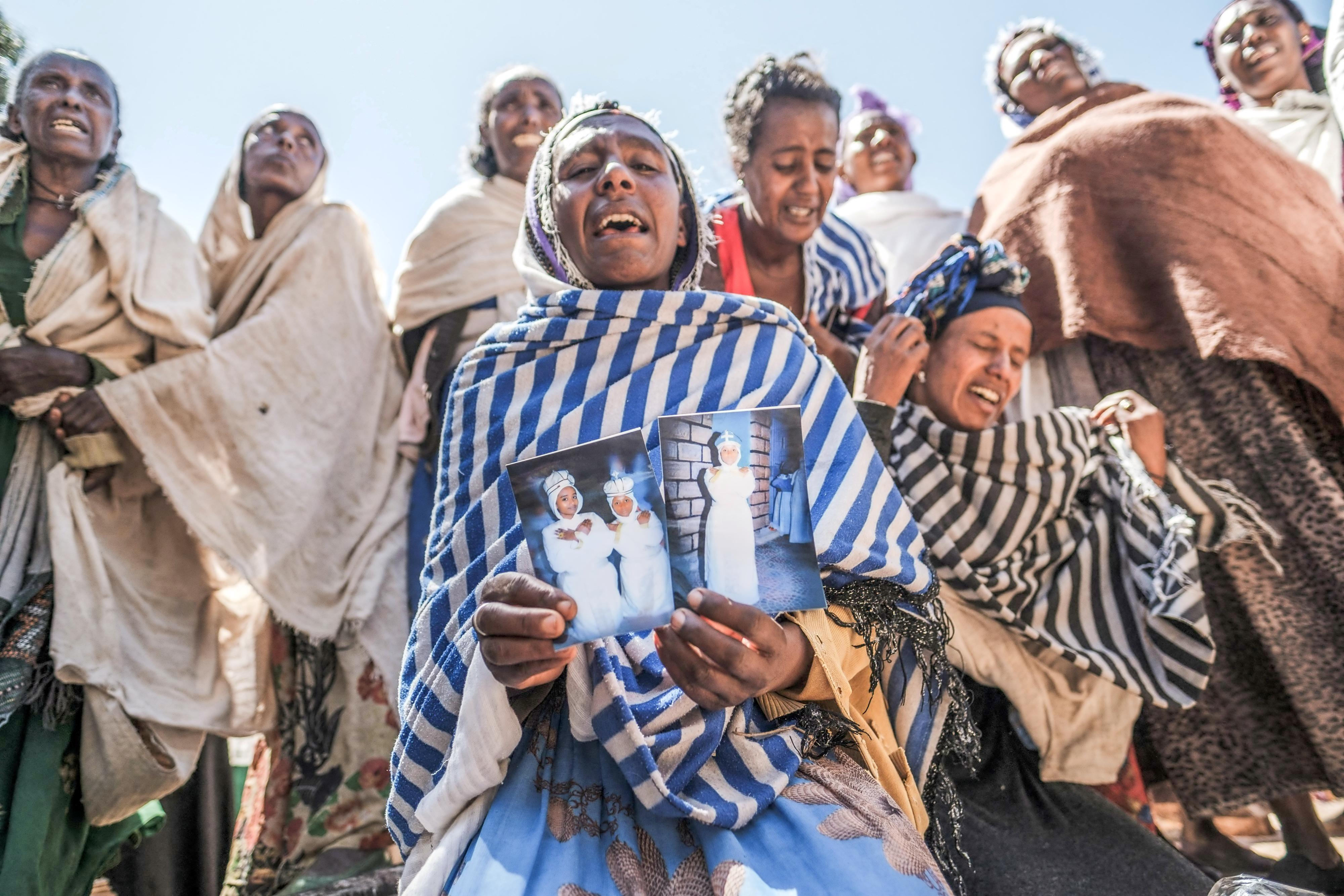 MUTUA: Chocheo la vita Ethiopia ni ukabila, manyanyaso