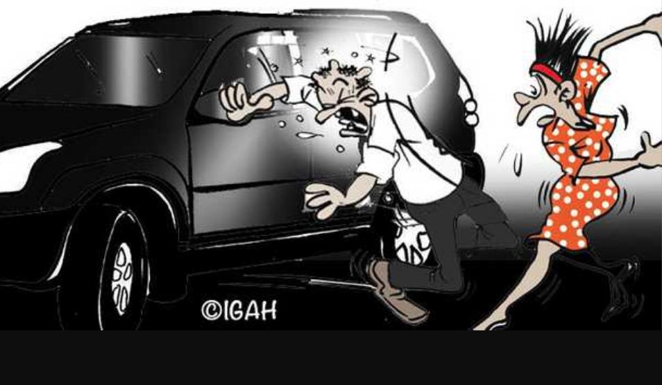 DONDOO: Madugu wageuka mbwa na paka