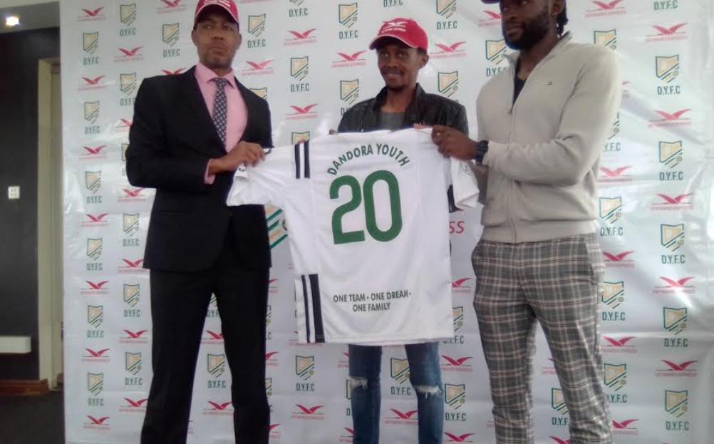 Dandora Youth FC yadhaminiwa kwa Sh2 milioni