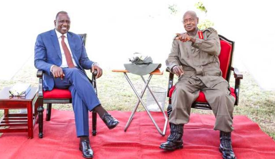 Uganda yamruka Ruto kuhusu ziara yake iliyotibuka